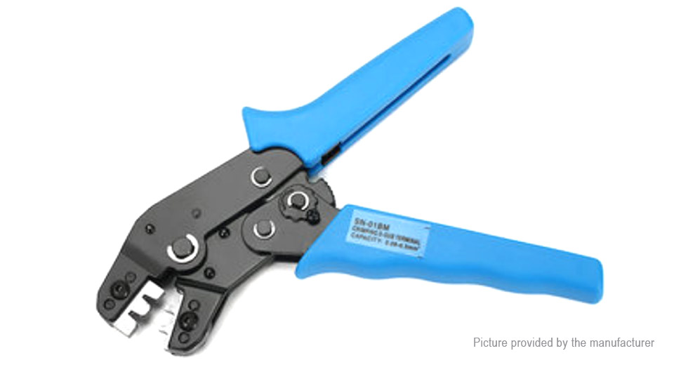 SN-01C Mini European Style Crimping Plier