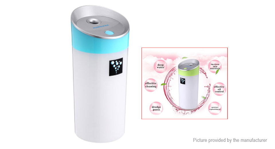 Cup Styled Portable Mini USB Air Humidifier Ultrasonic Aroma Diffuser