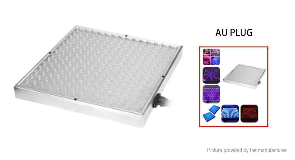 Image of 15W 225*LED 700LM Garden Greenhouse LED Plant Growth Panel Light