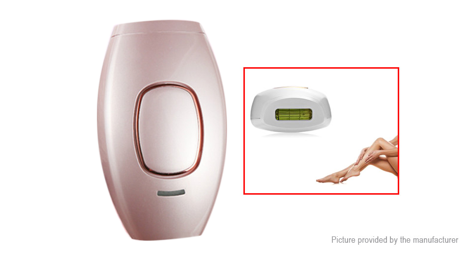 DataHero IPL Home Use Body Hair Removal System