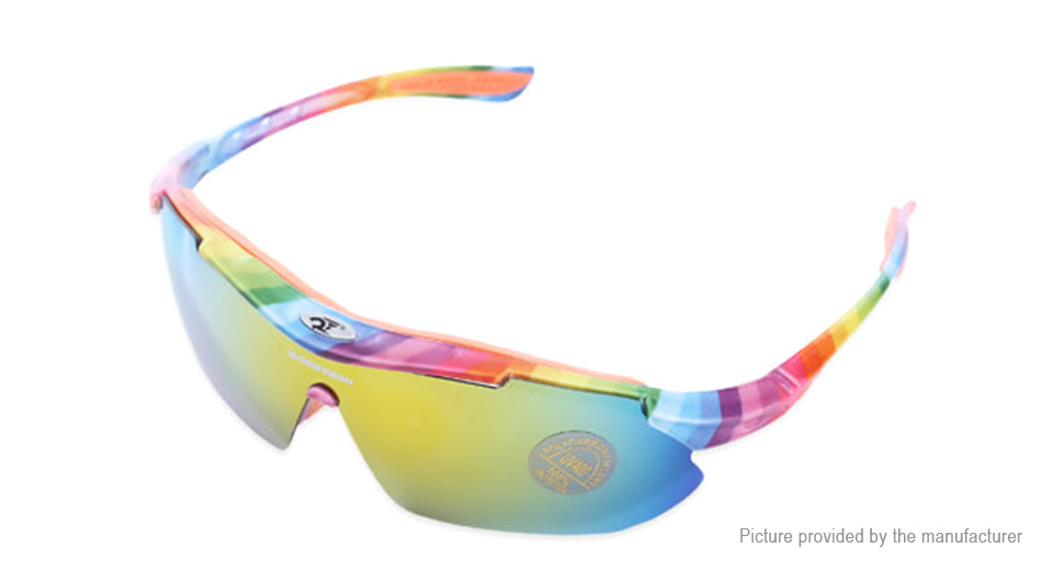 ROBESBON Polarized Sports Cycling Glasses