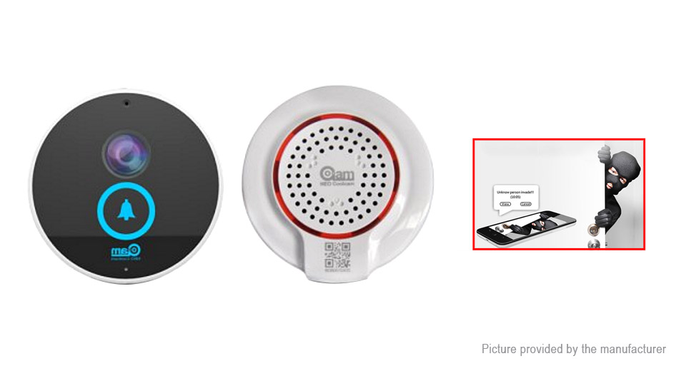 NEO Coolcam iDoorbell Smart Wifi ...