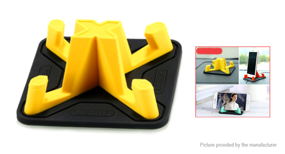 Product Image: remax-rm-c25-pyramid-phone-holder-car-dashboard