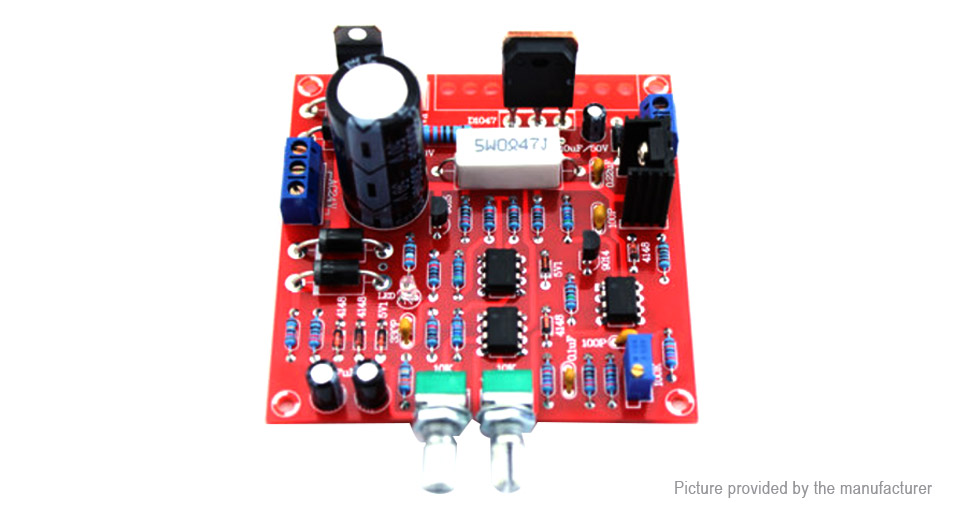 Image of 0-30V 2mA-3A Adjustable DC Regulated Power Supply