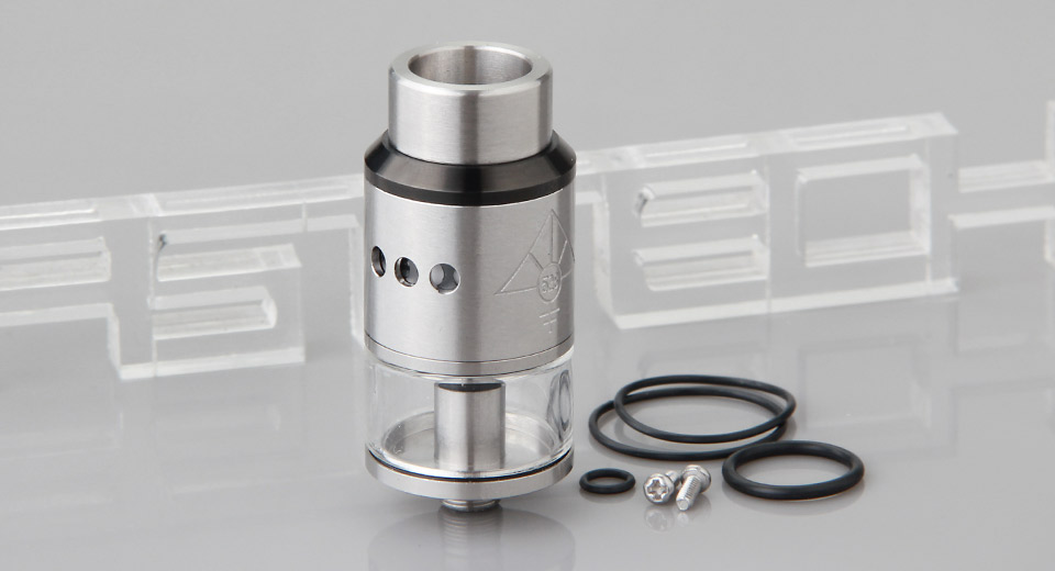 Lost Art Goon Styled RDTA Rebuildable Dripping Tank Atomizer