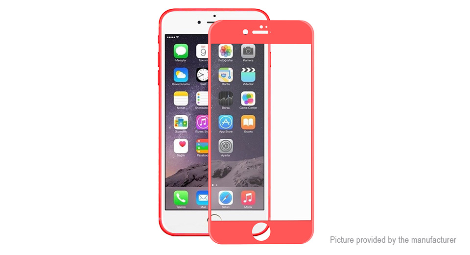 Hat.Prince 3D Tempered Glass Screen Protector for iPhone 7
