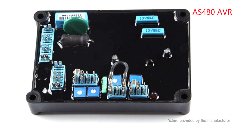 AS480 AVR Automatic Voltage Regulator Control Module for Stamford Generator