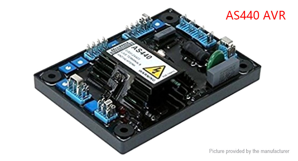 AS440 AVR Automatic Voltage Regulator Control Module for Stamford Generator