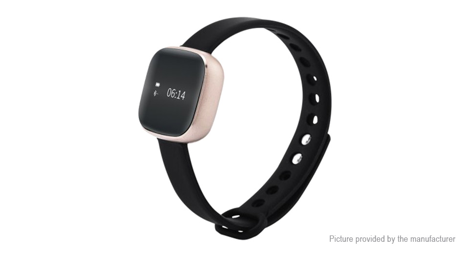 "Image of V8 Bluetooth V4.0 0.68"" OLED Smart Bracelet"