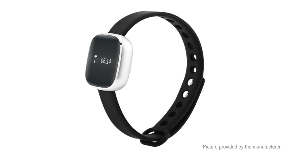 "V8 Bluetooth V4.0 0.68"" OLED Smart Bracelet"