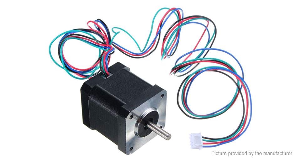 NEMA17 Stepper Motor for 3D ...