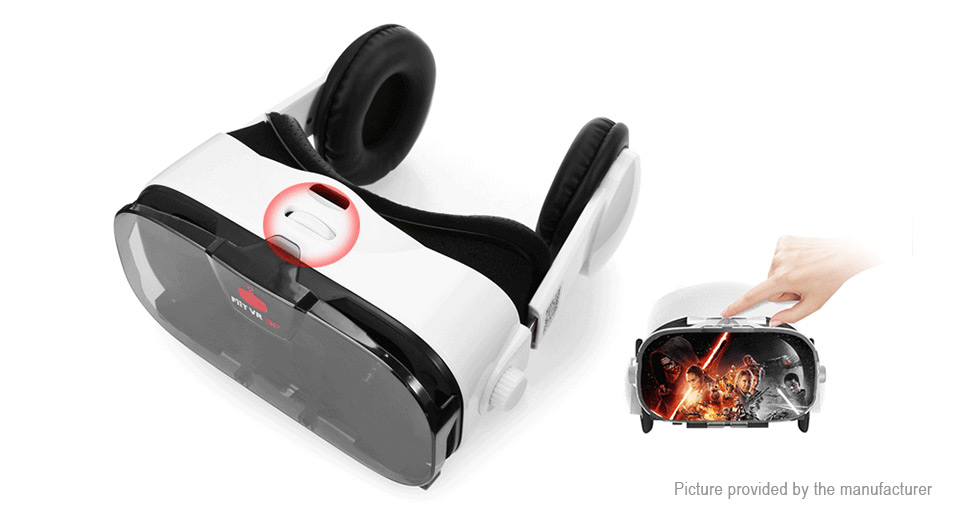 FIITVR 3F Virtual Reality VR 3D Goggles