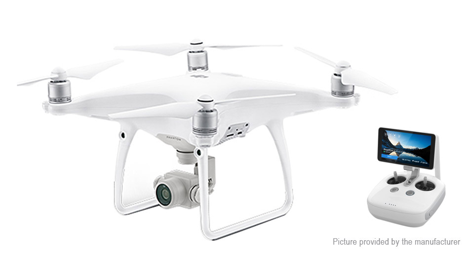 Image of Authentic DJI Phantom 4 Advanced R/C Quadcopter Drone (5.8G FPV, 4K)