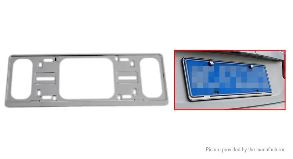 licence plate frame - Chinese Goods Catalog - ChinaPrices.net