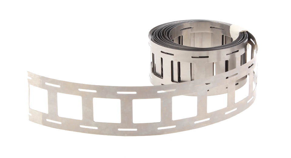 Image of 0.15*27mm 18650 Li-ion Battery Nickel Strip Ni Plate (1M)