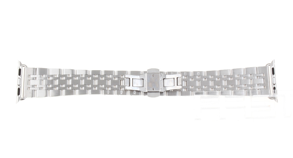 Stainless Steel Replacement Watchband Strap for Apple Watch 38mm