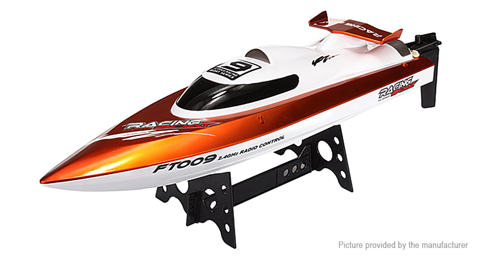 FEILUN FT009 2.4GHz 4CH R/C Racing Boat