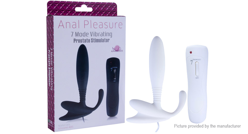 7-Mode Vibrating Prostate Stimulator Massager Sex Toy