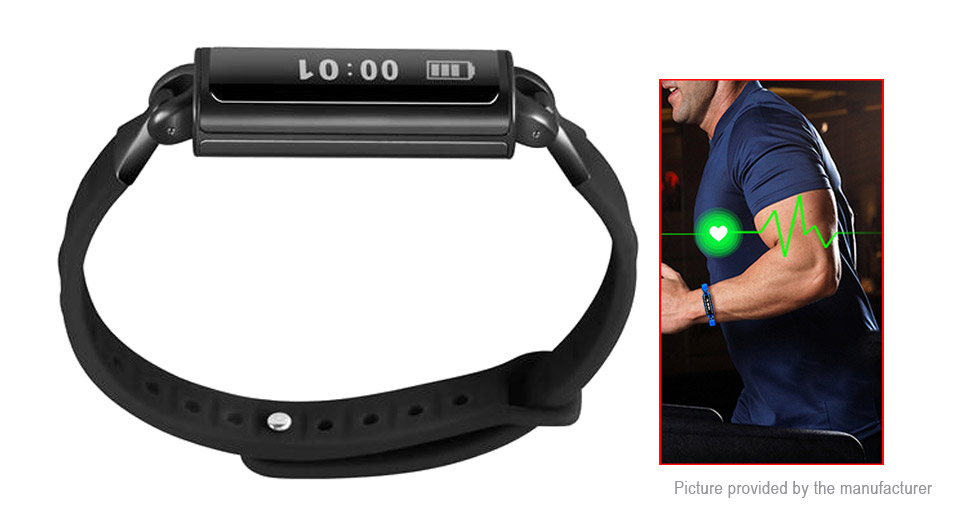 "DB02 0.69"" OLED Smart Wristband Bracelet"
