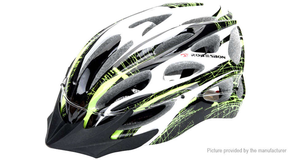 ROBESBON Ultra Light Integrally Molded Bicycle Cycling Helmet