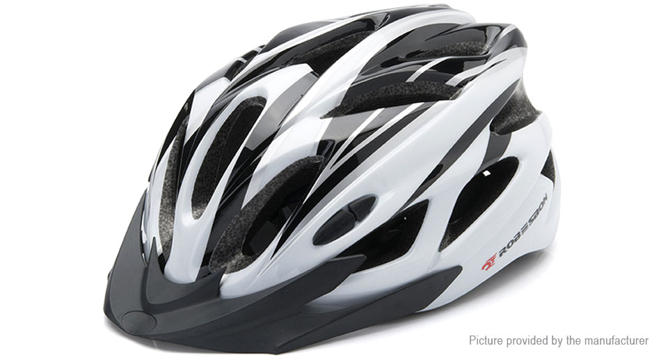 ROBESBON Integrally Molded Bicycle Cycling Helmet