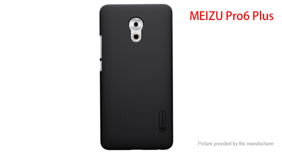 Nillkin Frosted Shield Series Protective Back Case Cover for MEIZU Pro 6 Plus