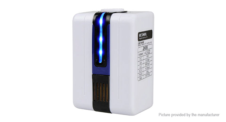 Negative Ion Anion Home Mini Air Purifier Ozonator Purify Cleaner (AU)