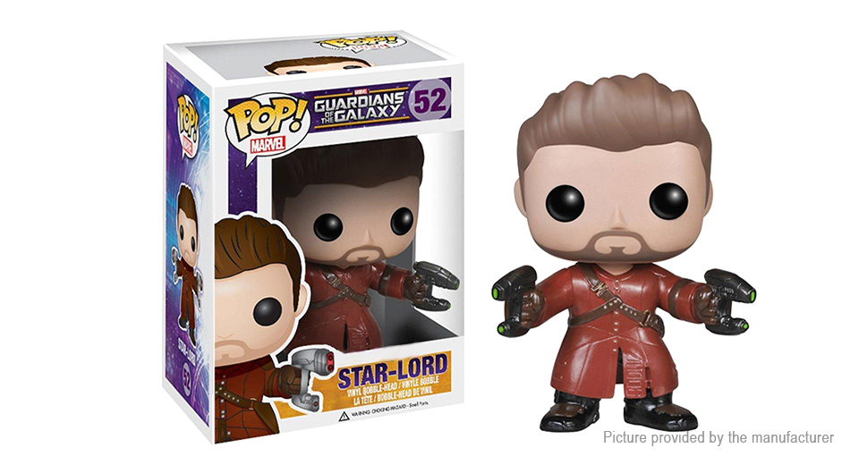 Guardians of The Galaxy STAR-LORD Action Figure Toy