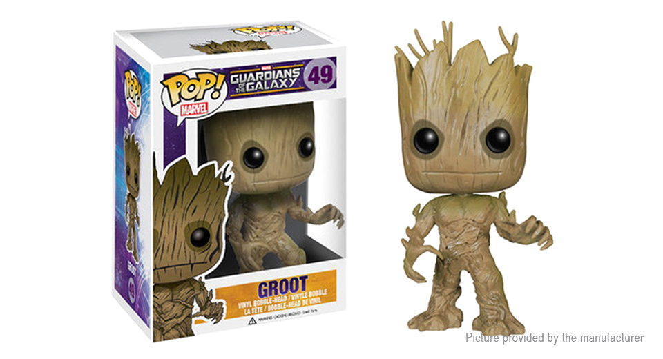 Guardians of The Galaxy GROOT Action Figure Toy