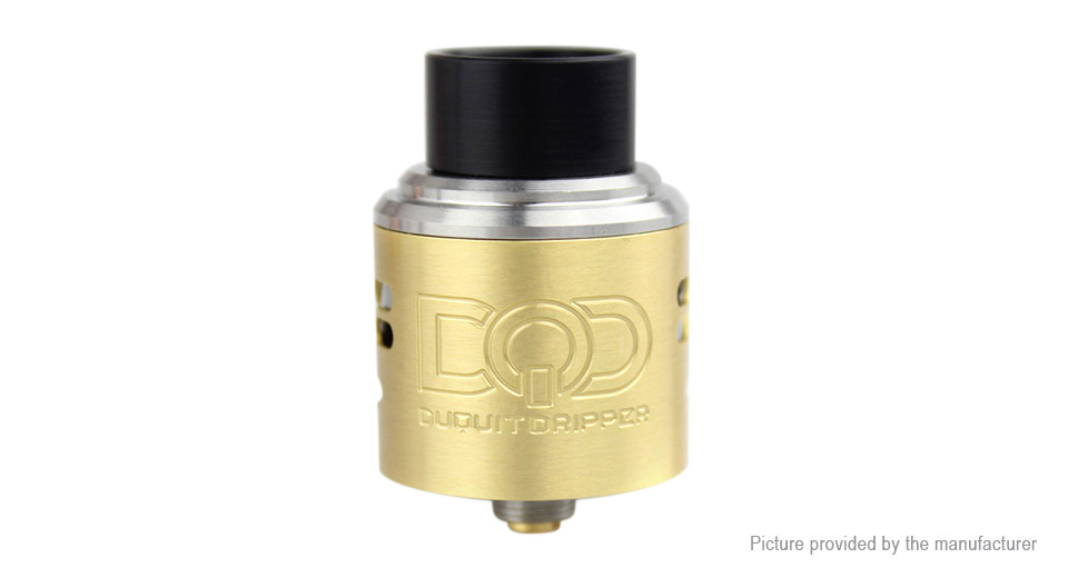 DQD Styled RDA Rebuildable Dripping Atomizer