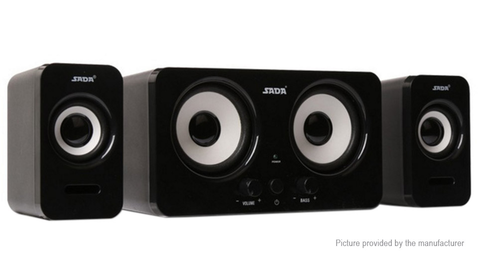 Product Image: sada-d-220-mini-heavy-bass-speaker-for-desktop-pc