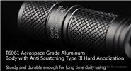 Authentic CooYoo Quantum CR Mini LED Flashlight