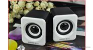 EARISE Q8 USB Subwoofer Speaker for Laptop