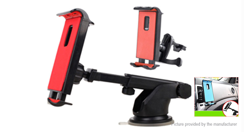 Universal Car Windshield Dashboard Suction Cup Mount Phone Holder Stand