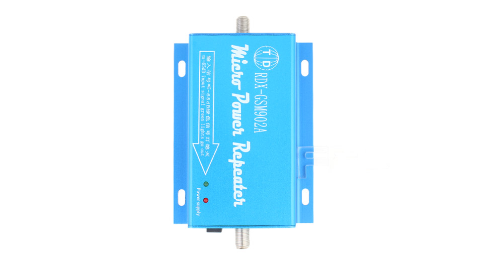 2G GSM 900MHz LCD Cell Phone Signal Booster Repeater Amplifier (EU)
