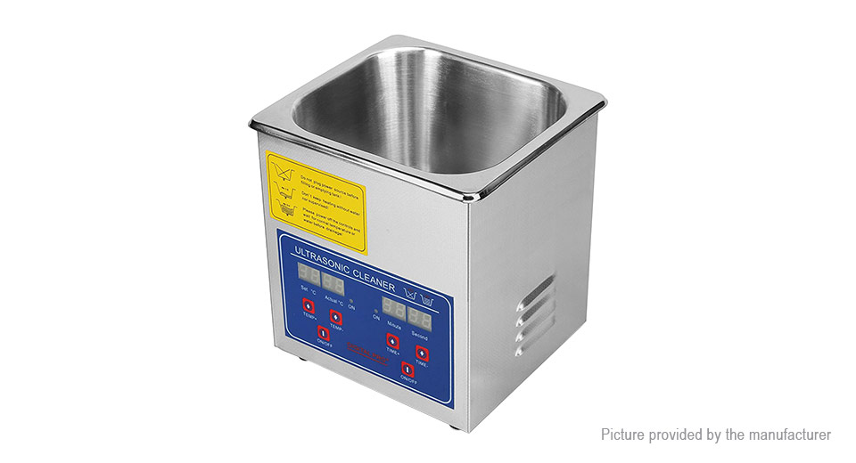 JeiTai JPS-08A Digital Ultrasonic Cleaner