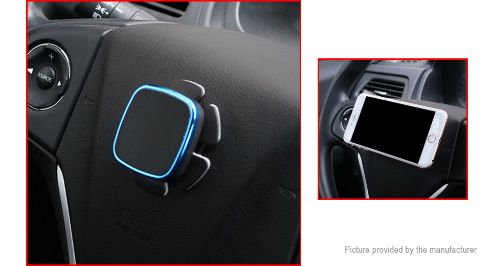 Product Image: car-steering-wheel-magnet-cell-phone-holder-gps