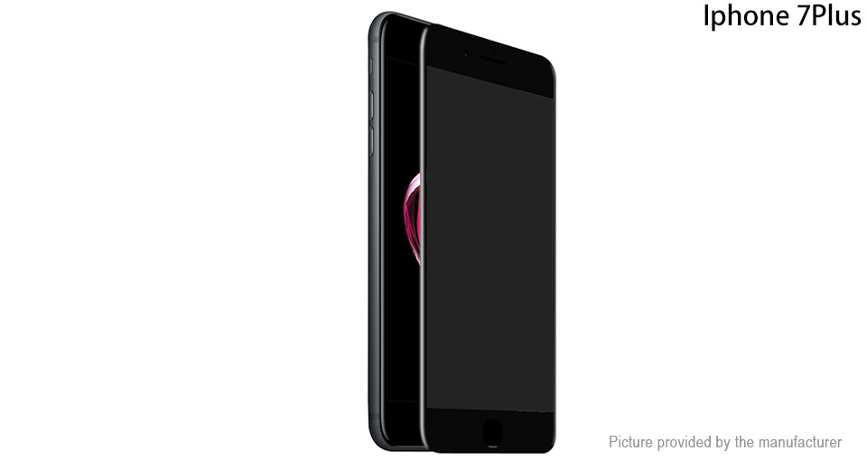 ENKAY 3D Tempered Glass Screen Protector for iPhone 7 Plus