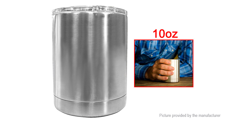 Image of 10oz Vacuum Insulated Stainless Steel Water Bottle