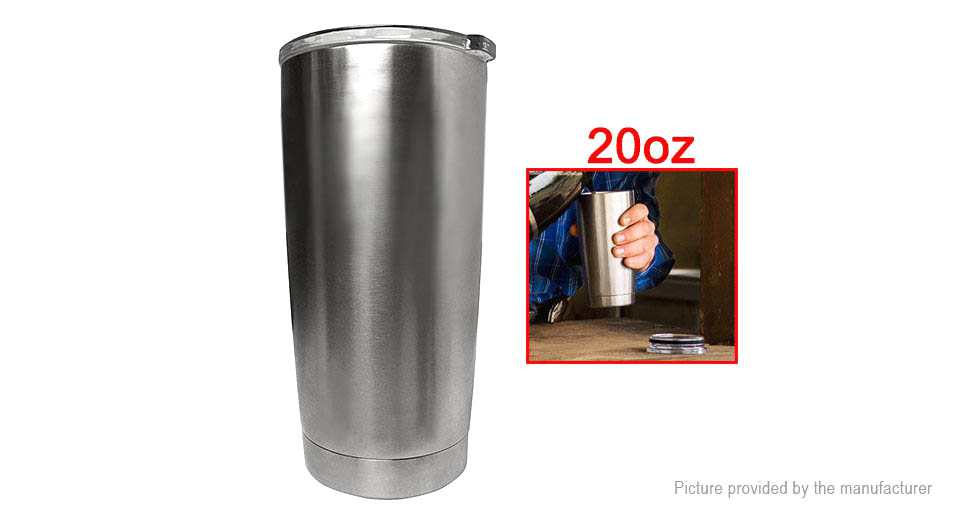 Image of 20oz Vacuum Insulated Stainless Steel Water Bottle