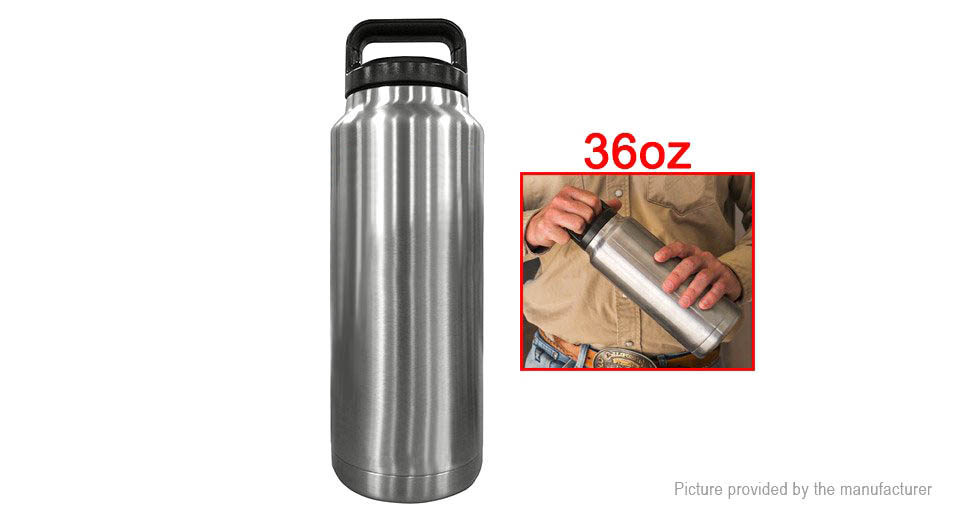 Image of 36oz Vacuum Insulated Stainless Steel Water Bottle