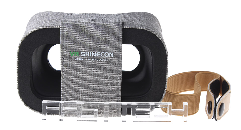 VR SHINECON Y005 3D Virtual Reality VR Headset 3D Goggles