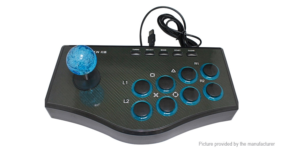 Nygacn NJP308A USB Wired Joystick Game Controller