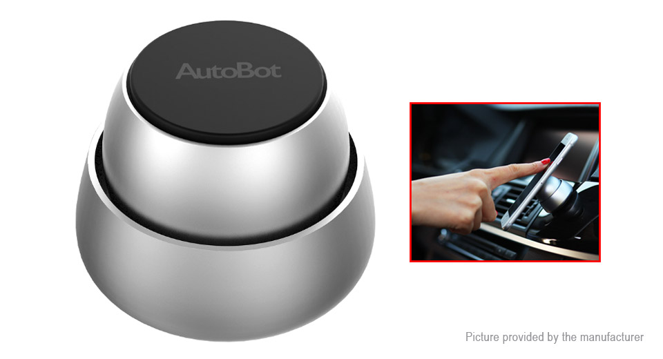 AutoBot Magnetic Car Suction Cup Mount Cell Phone Holder