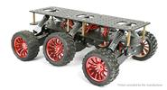 Buy 6WD Search Rescue Platform Smart Car Chassis