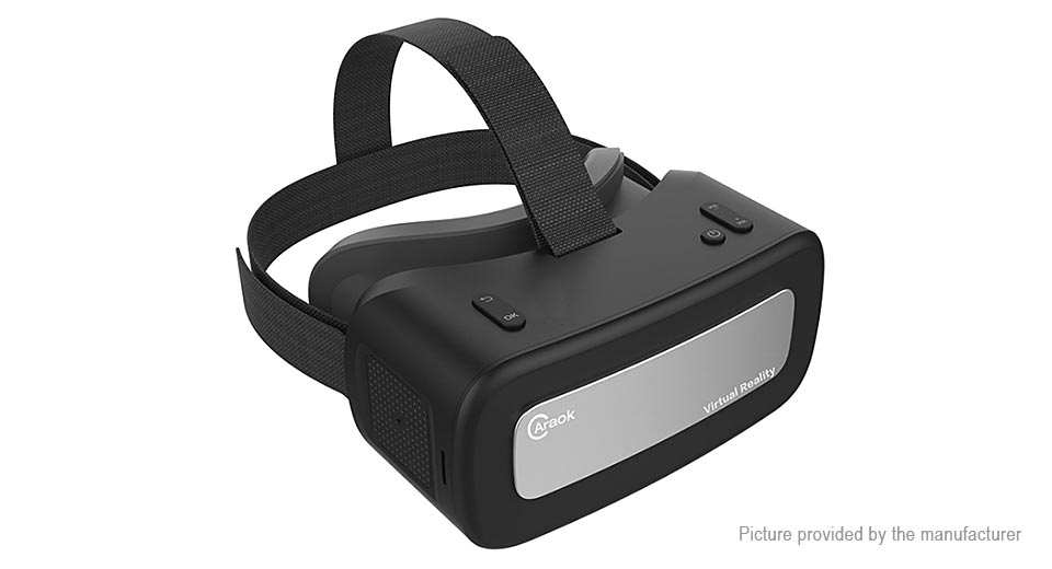 Caraok V18 All-in-one Virtual Reality VR Headset 3D Goggles (16GB)