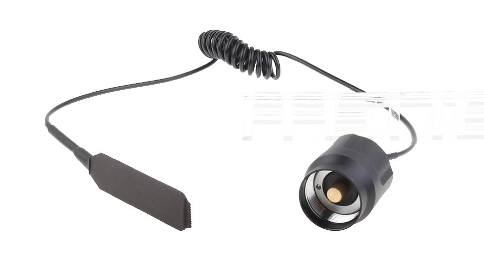 Tactical Remote Switch for UltraFire C8 Flashlight