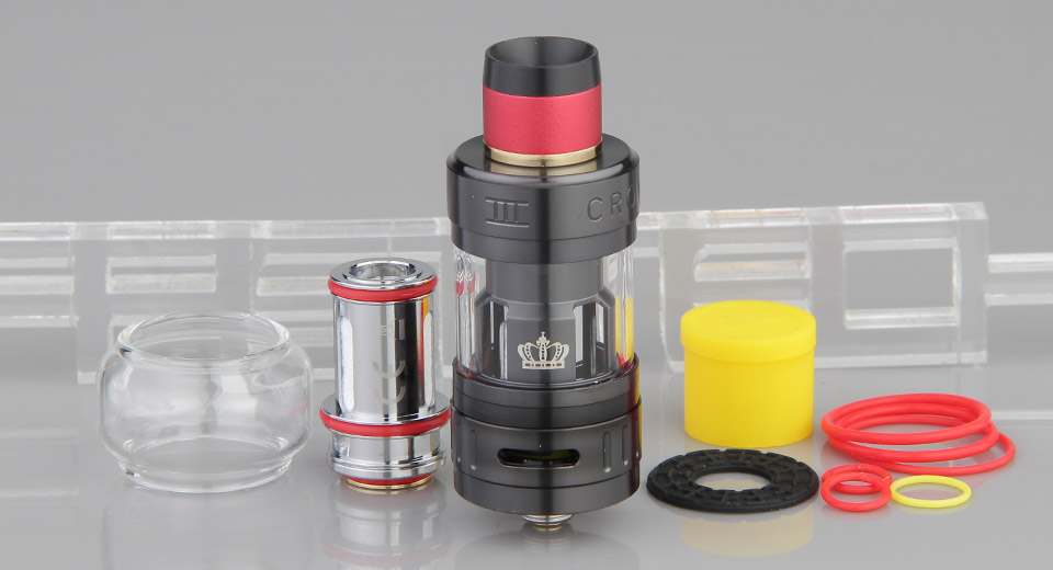 Product Image: authentic-uwell-crown-3-mini-sub-ohm-tank