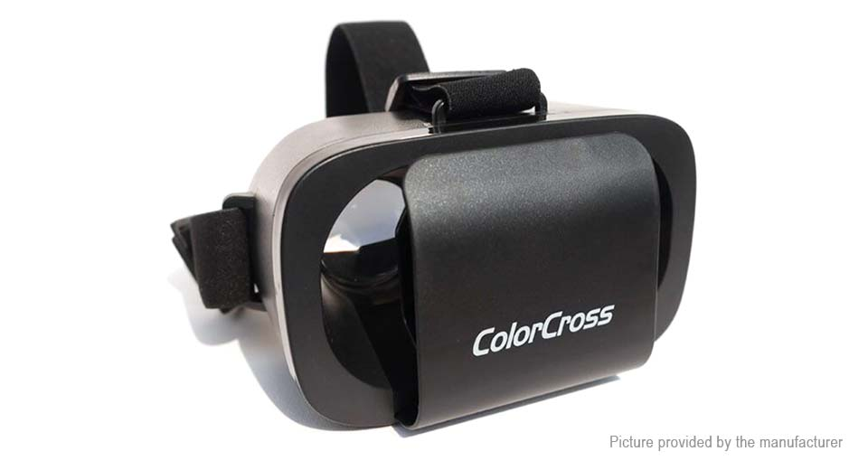 Colorcross Virtual Reality VR Headset 3D Goggles
