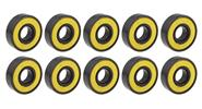 Buy Replacement 608 Stainless Steel Bearing for Hand Fidget Spinner (10-Pack) Bearing, Stainless Steel, 608, Yellow, 10-Pack for $3.55 in Fasttech store
